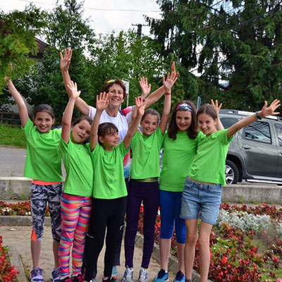 Școala Alergării - Trofeul Tăuții Măgherăuș 2020 - Copii
